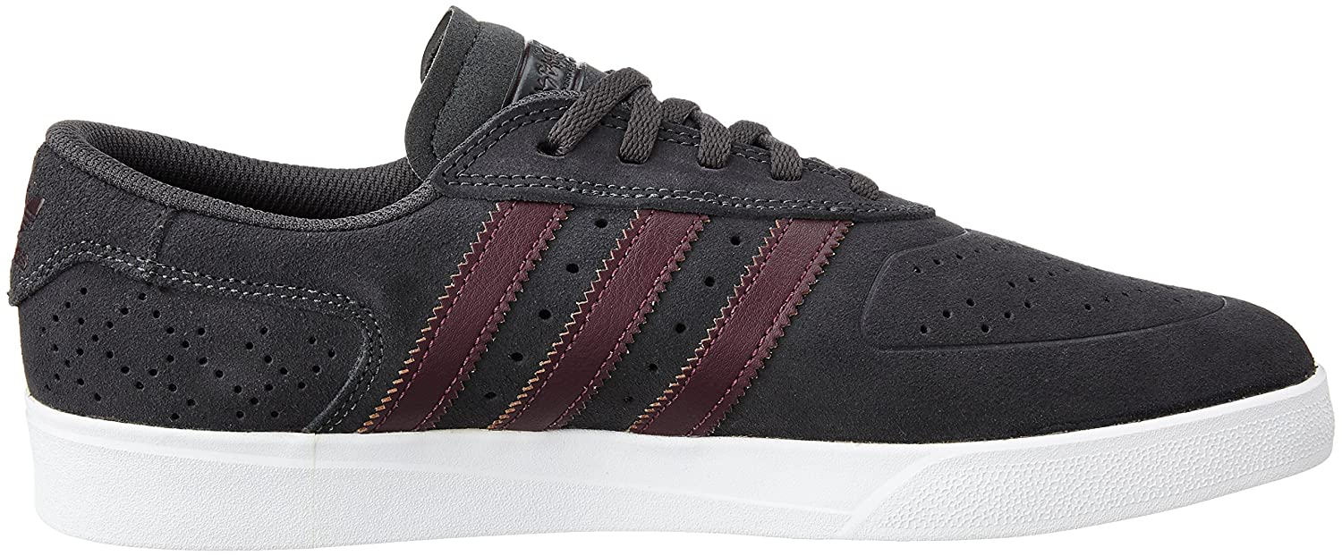 adidas Originals Men's Silas Vulc Adv Dgsogr, Maroon and Ftwwht Leather Sneakers 7 UKIndia (40 23 EU): Buy Online at Low Prices in India Amazon.in