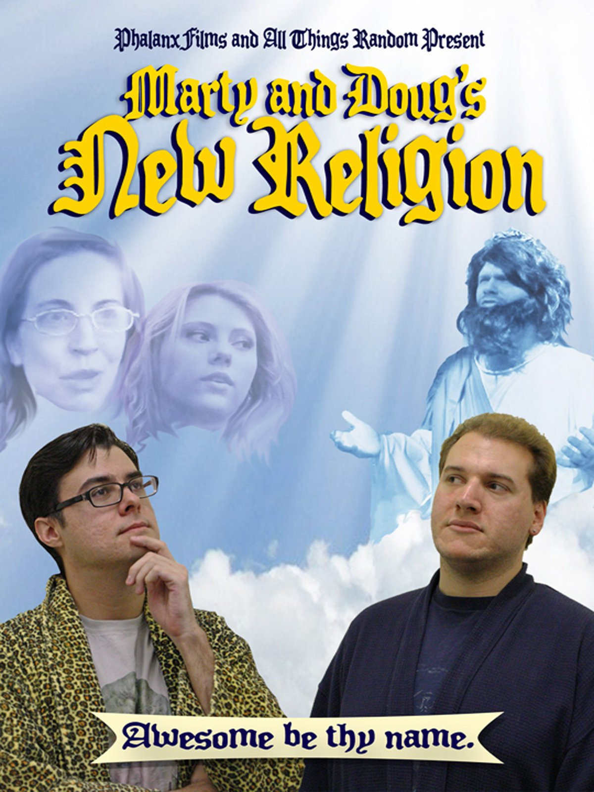 Marty and Doug's New Religion on Amazon Prime Instant Video UK
