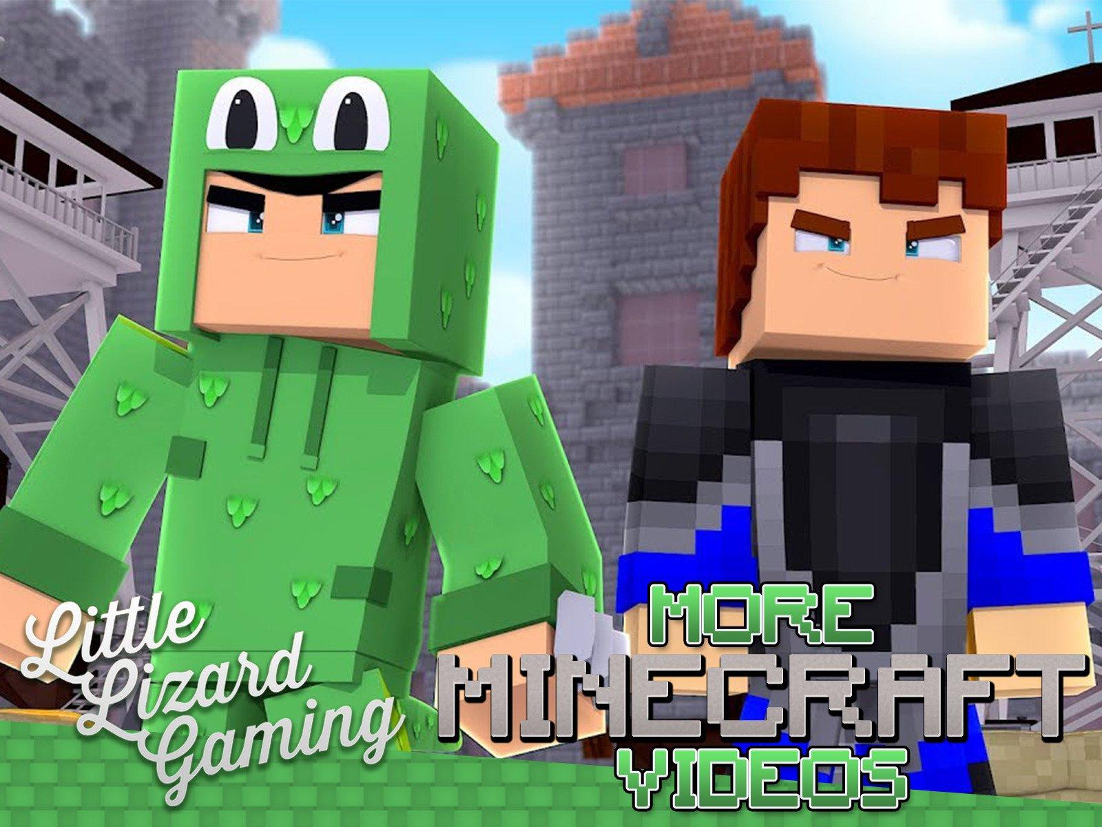 Clip: Little Lizard Gaming - More Minecraft Videos - Season 2