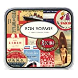 Cavallini Decorative Stickers Bon Voyage, Assorted