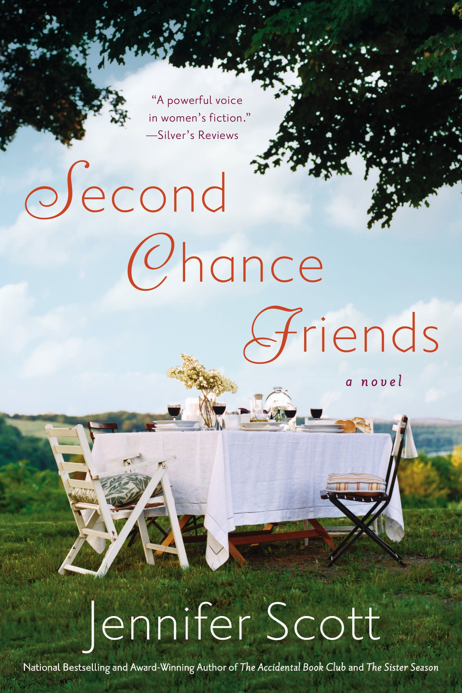 Paying Attention to Accidental Connections by novelist Jennifer Scott