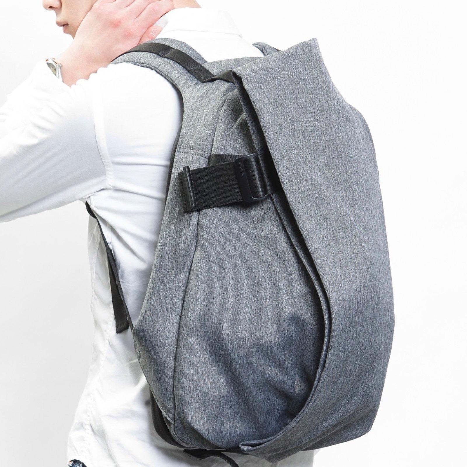 (コートアンドシエル) Cote&Ciel Laptop Rucksack / IsarRucksack / Twin Touch Memory / Meuse Backpack /Mサイズ/(13-15インチ) ノートパソコン/Macbookが収納できるリュック/バックパック ( 定番モデル / 2013年モデル / 2014年モデル ) [並行輸入品]