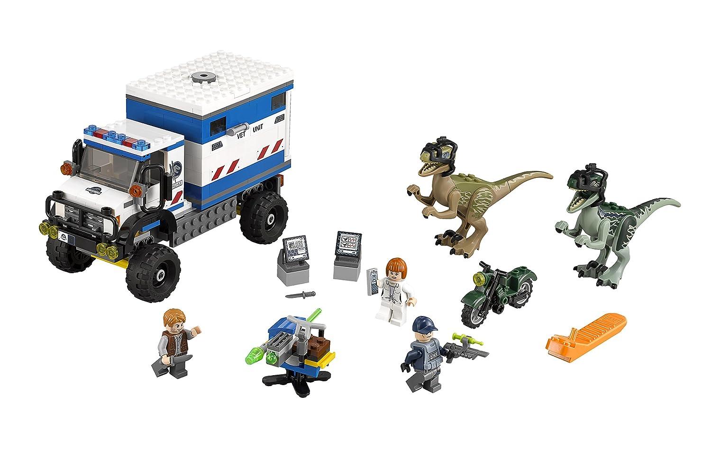 LEGO Raptor Rampage