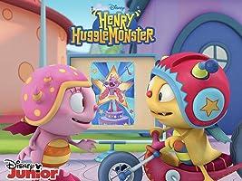 Henry Hugglemonster Volume 1