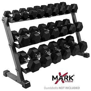 XMark 4' Three Tier XM-3107.1