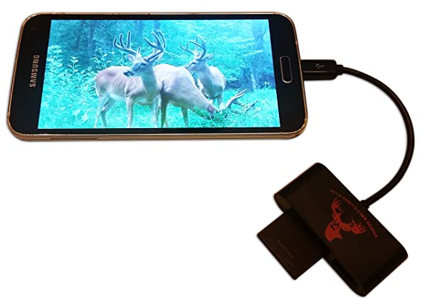 BuckStruck Game and Trail Camera Viewer for Android Devices, Micro