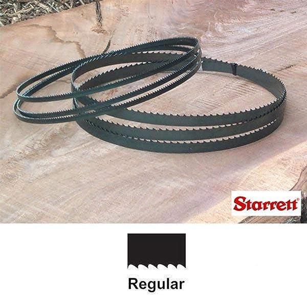 Starrett Duratec SFB Bandsaw Blade 111 x 3/16 x 10tpi Regular