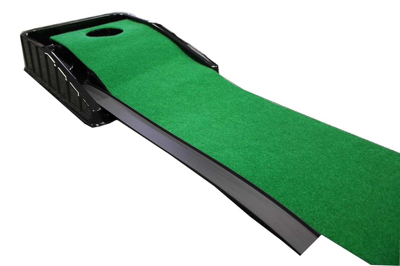 Golf Putting Mat With Ball Return System Golf Putting Mats