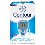 Sistema de Control de Glucosa Bayer's Contour