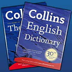 Collins English Dictionary and Thesaurus 2010 Complete & Unabridged