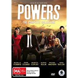 Powers: Complete Collection
