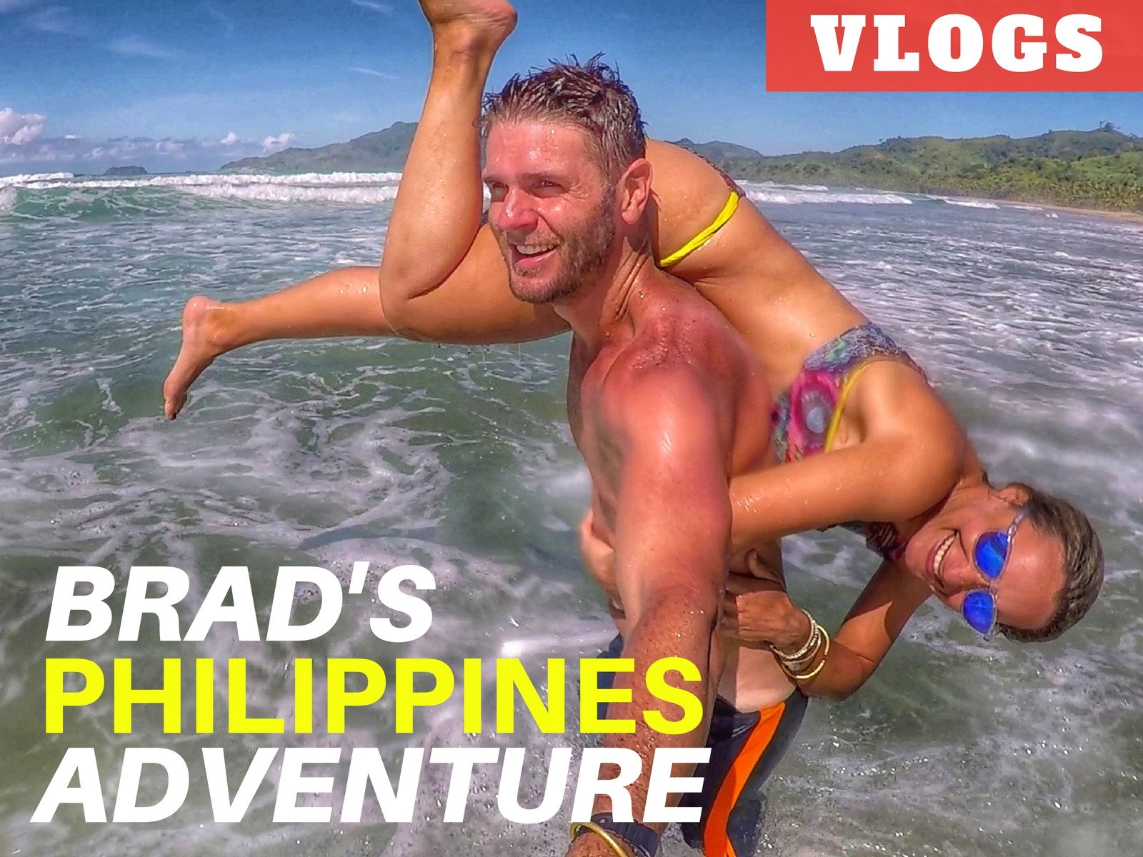 Brad's Philippines Adventure Vlogs on Amazon Prime Instant Video UK