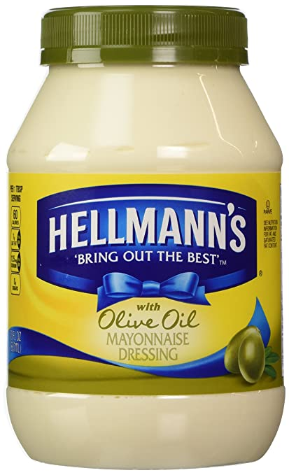 Hellmann's Olive Oil Mayonnaise Original Potato Salad ...