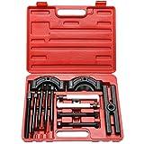 8milelake Heavy Duty 14pcs Gear Puller and Bearing Splitter Set