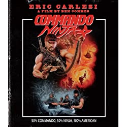 Commando Ninja [Blu-ray]