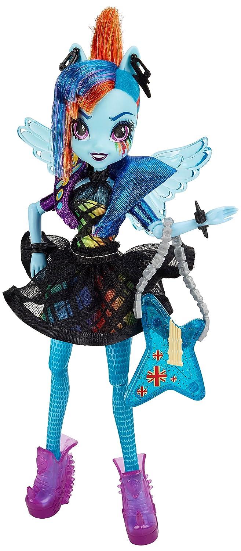 My Little Pony – Equestria Girls Haarstyling Puppe – Haarstyling Rainbow Dash [UK Import] jetzt bestellen