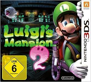 Luigi's Mansion 2 - [Nintendo 3DS]