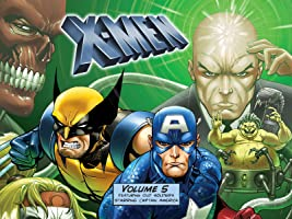 Marvel Comics X-Men Season 5