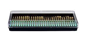 SE 82331TF 30 pieces 1/8-Inch shank Diamond Bur Set