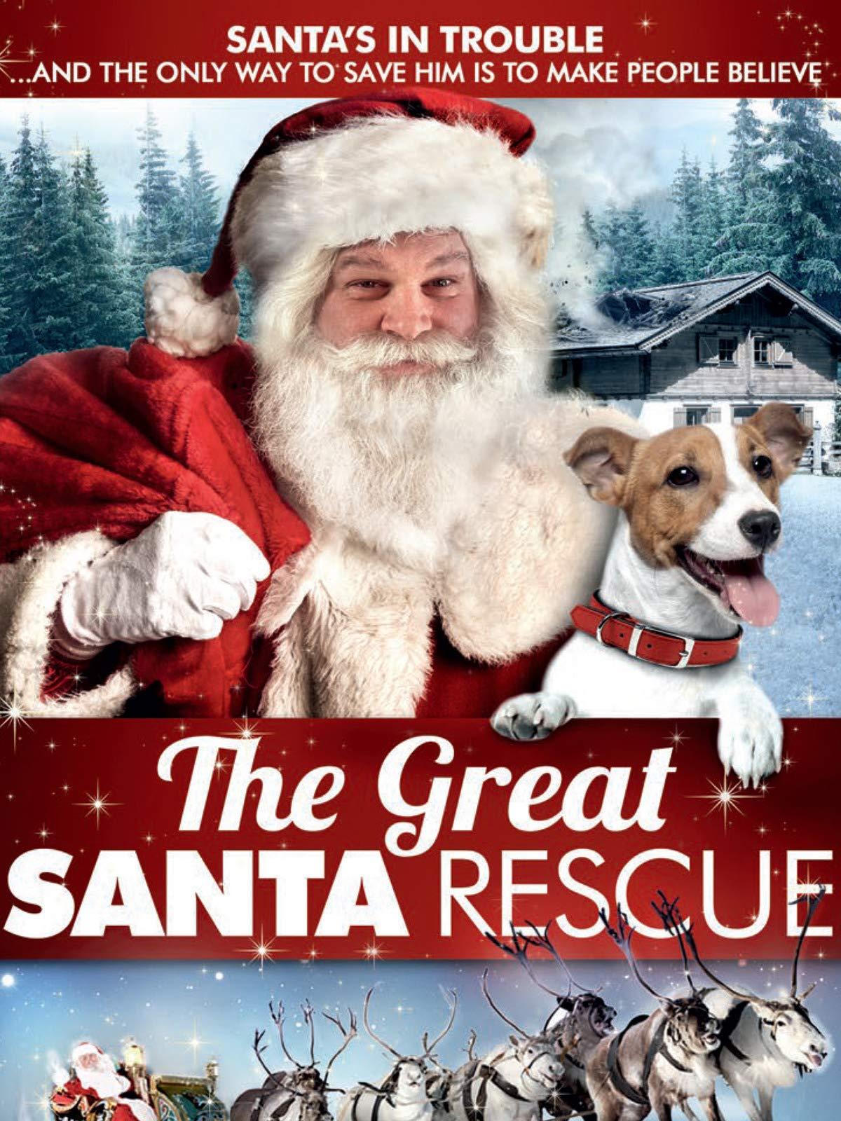 The Great Santa Rescue