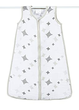 aden + anais Classic Muslin Sleeping Bag Shine On, Small