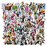 shuyilong Gaming Stickers Pack(164pcs),Popular Skins Sticker Set for Kids,Gamer Adults Teens Boys and Girls,Waterproof Stickers for Water Bottles,Skateboard,Bike,Luggage,PS4,Xbos (Color: Gamestickers150)