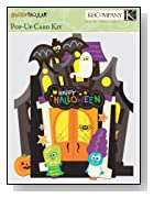 Halloween Spooktacular Pop Up Card Kit