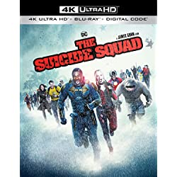 The Suicide Squad [4K Ultra HD + Blu-ray]