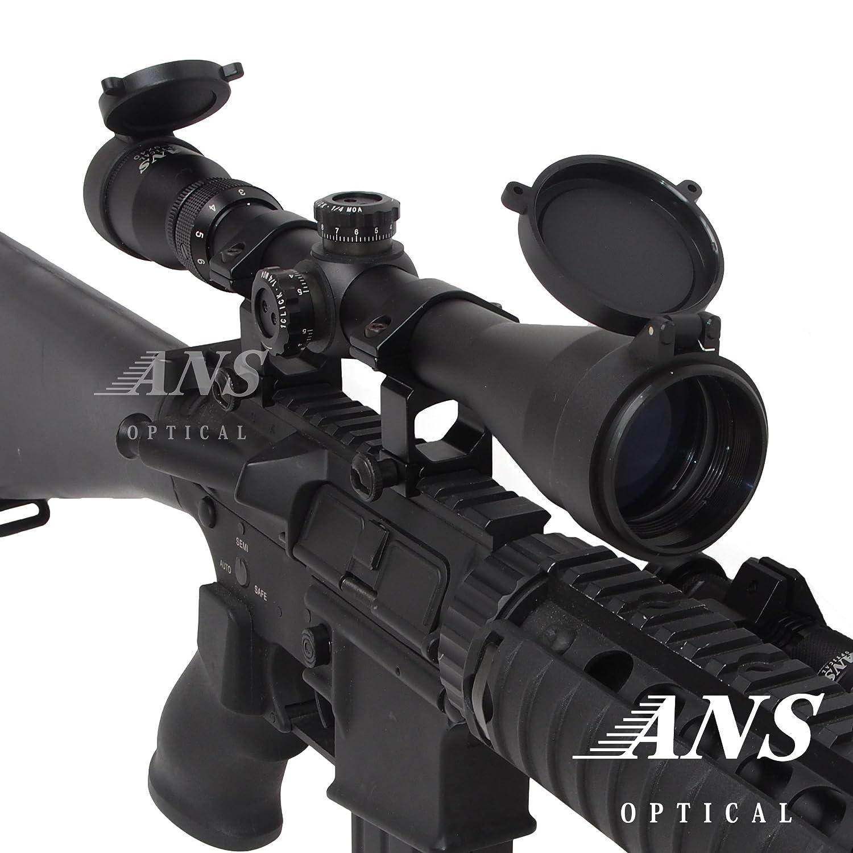 ANS Optical ライフルスコープ 3-9x 40mm 可変ズーム ハイエンドモデル