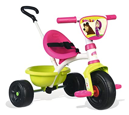 Smoby - 740300 - Masha - Tricycle Be Move