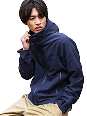 UNITED ARROWS green label relaxing 【WEB限定】BC★★STRC/S/SHELL フードブルゾン