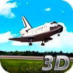 Space Shuttle Landing Sim 3D
