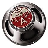 CELESTION A-Type 8-Ohm 12-Inch 50-Watt American Tone Guitar Speaker, Black (Color: Black, Tamaño: 12