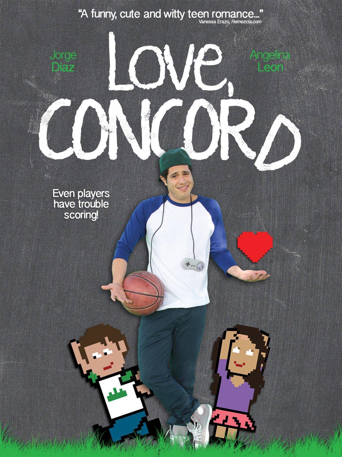 Love, Concord on Amazon Prime Video UK