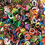Mod Silicone Vape Ring Fit Mechanical Mod Atomizer Anti-slip Ring Pack of 100