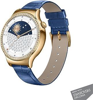 Huawei Smart Watch Jewel w/Sapphire Blue Strap