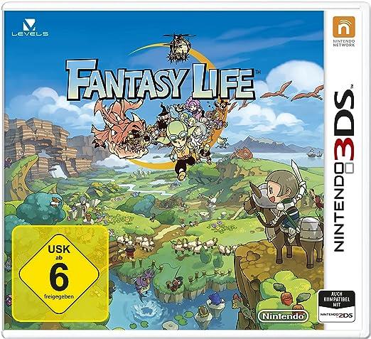 Fantasy Life, 3DS