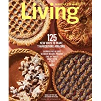 1-Year (10 issues) of Martha Stewart Living Magazine Subscription
