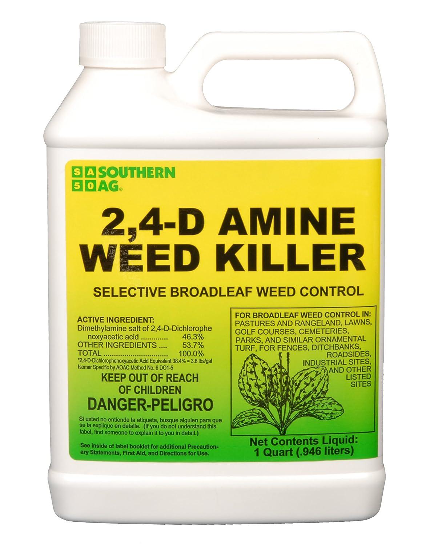 2,4-D Amine Weed Killer
