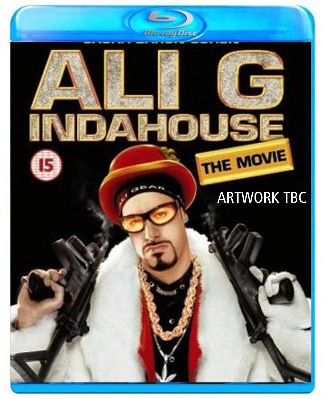 Ali G Indahouse Ali G IndaHouse  Blu-ray