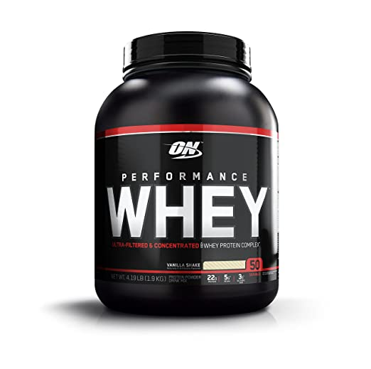 Optimum Nutrition (ON) Performance Whey Diet Supplements