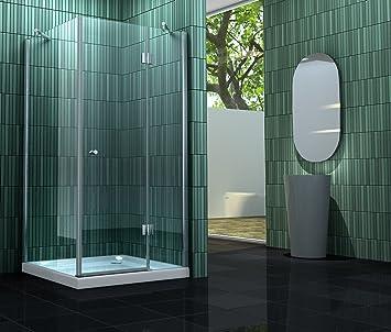 2 cabine de douche sill sill 80 x 80 x 185 185 cm bac inclus bricolage m98. Black Bedroom Furniture Sets. Home Design Ideas
