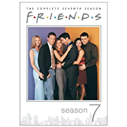 Friends: Season 7 (25th Anniversary - DVD)
