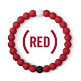 Lokai Cause Collection Bracelet, (RED), 6.5