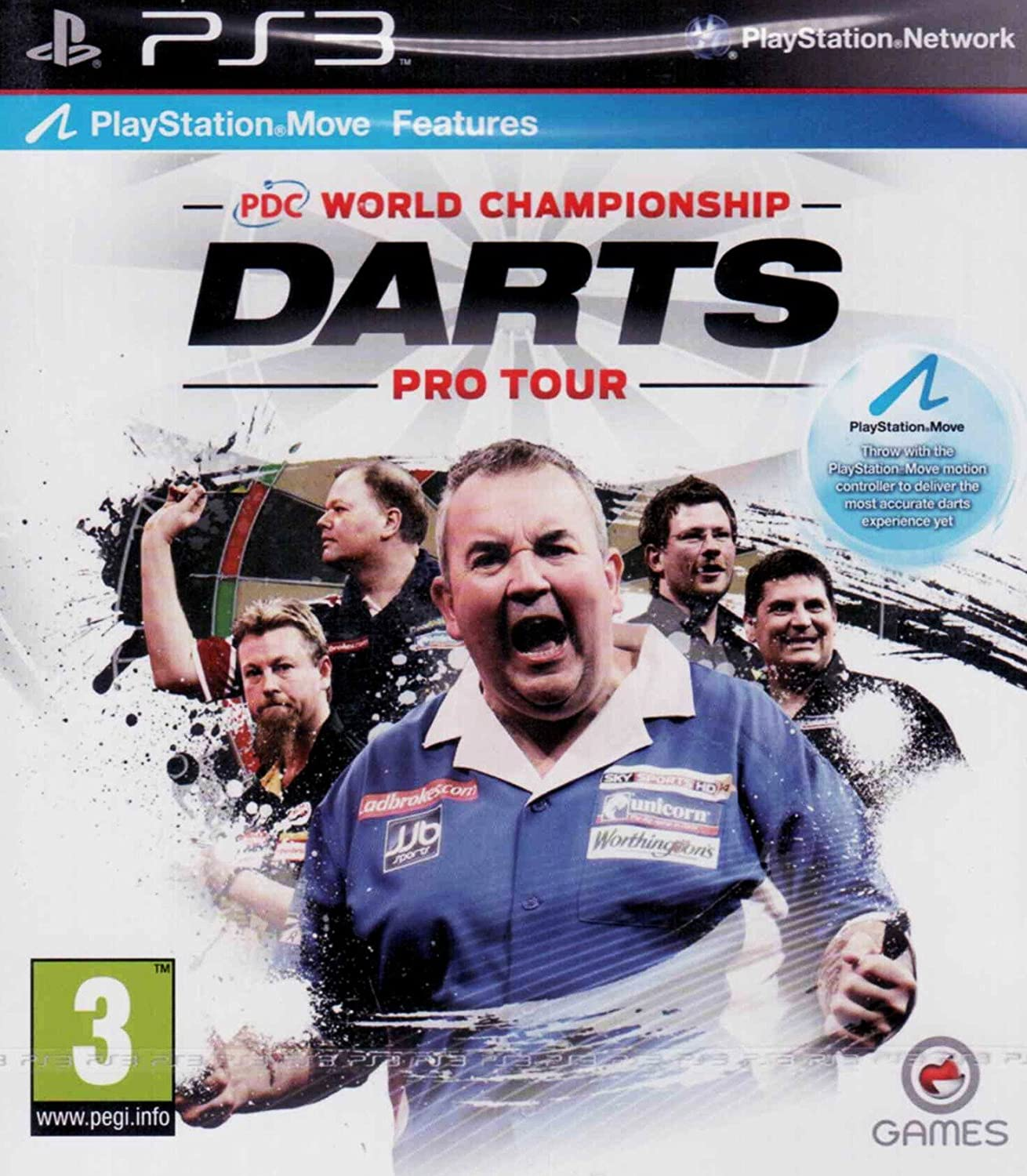 PDC World Championship Darts Pro Tour guitar hero world tour купить pc