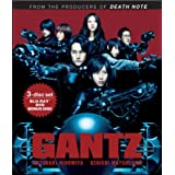 Gantz (BD+DVD Combo) [Blu-ray] (Color: color)