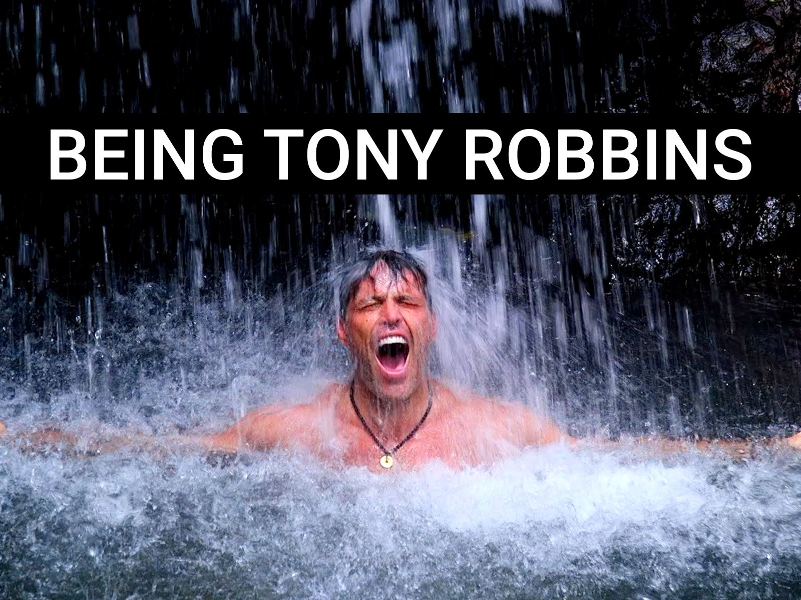 Being Tony Robbins on Amazon Prime Instant Video UK