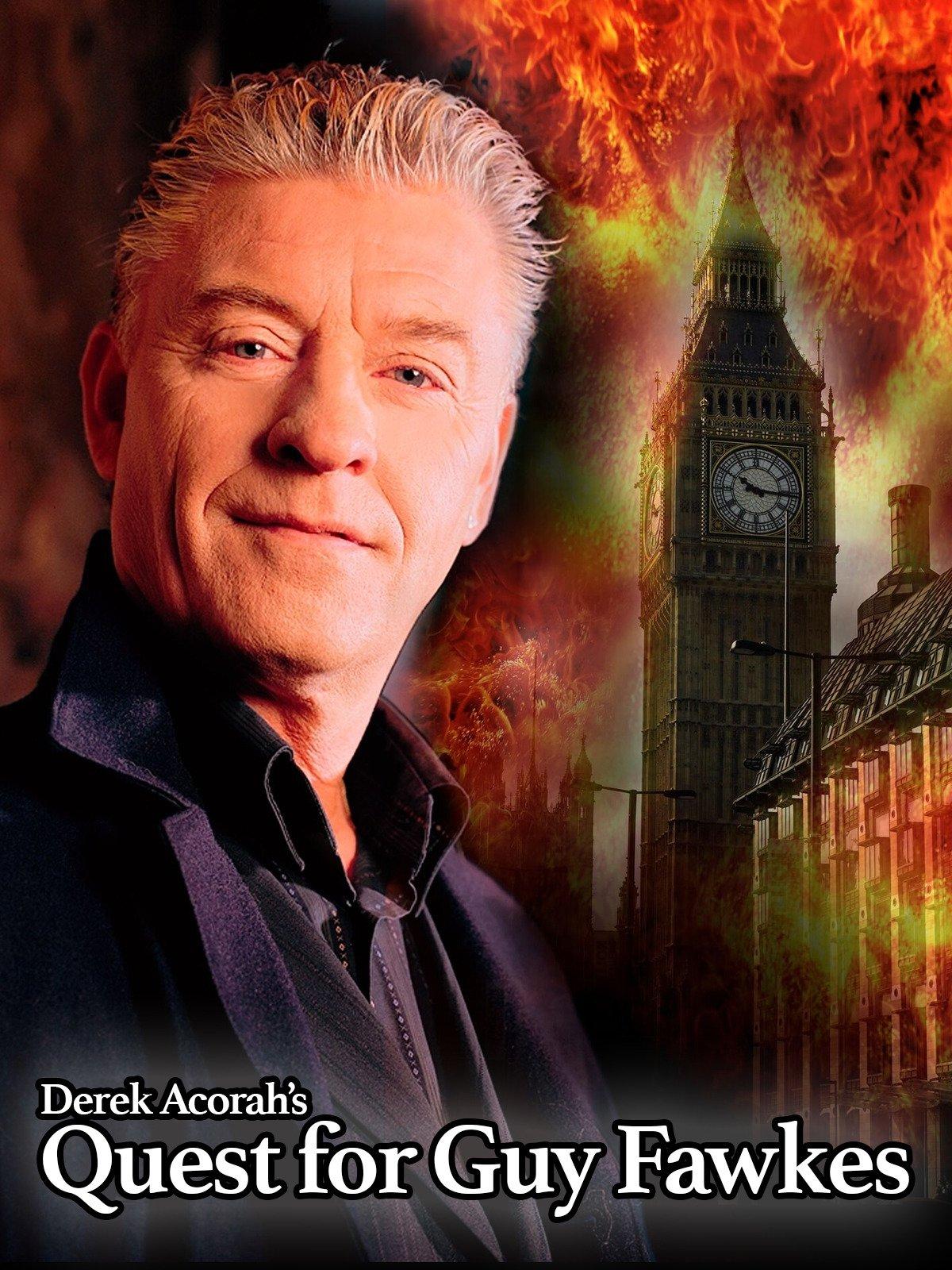 Derek Acorah's Quest for Guy Fawkes