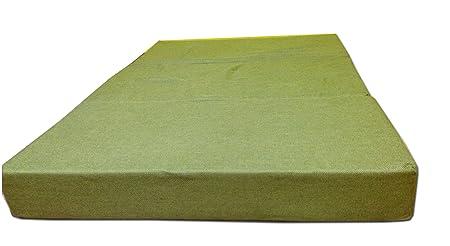 Puff divano letto singolo trasformabile in poltrona versatile comodo