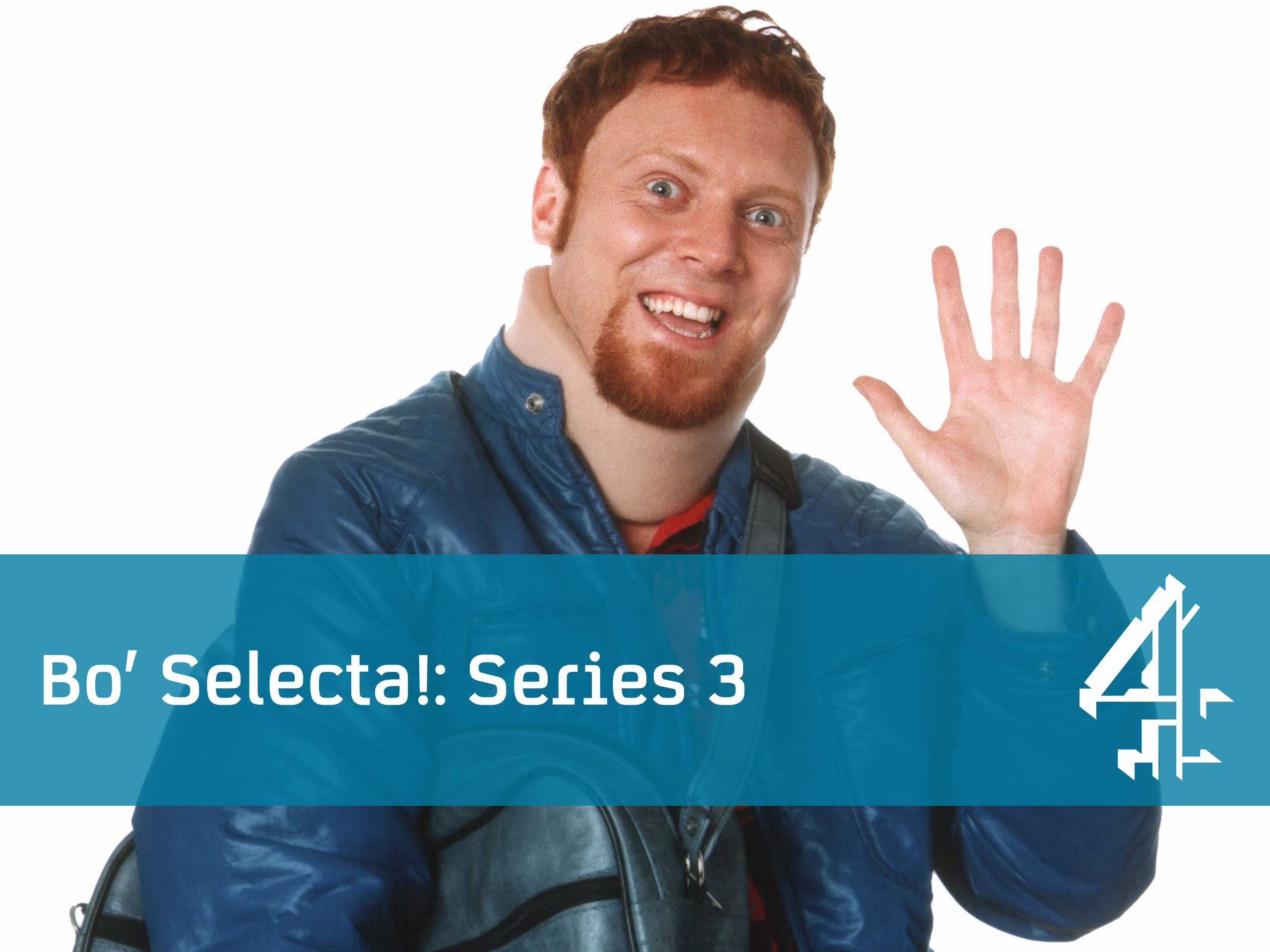 Bo' Selecta on Amazon Prime Video UK
